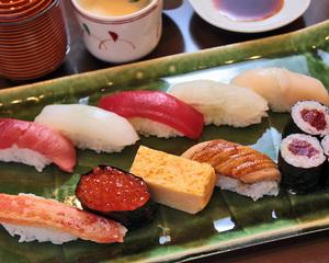 築地寿司清 静岡伊勢丹店