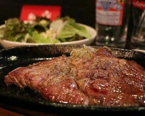 It is steak splendidly splendidly Dining Ryogaecho, Shizuoka store