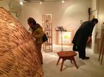 石上和弘さんの展覧会「ボタニカウ」