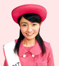 石野 成美 2017ミス浜松グランプリ