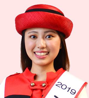 中谷まりな 2019ミス浜松グランプリ
