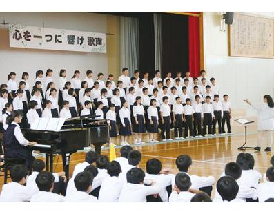 葉梨 小学校