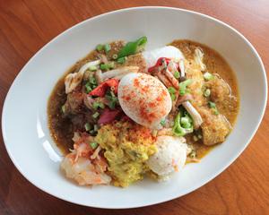 Shamrock curry