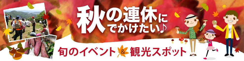 [静岡]秋の連休にでかけたい♪<11月3日~5日>