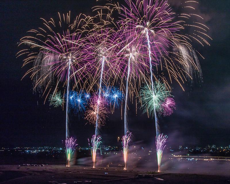 静岡の花火大会2018|静岡新聞SB...