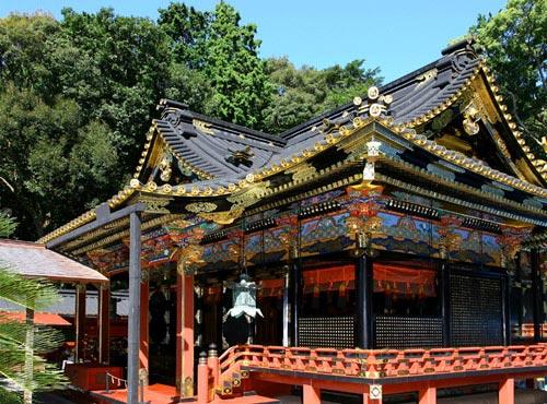 久能山東照宮定期的祭祀