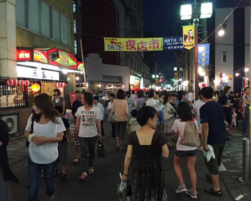 【2021年・2020年は開催中止】第42回駅南銀座納涼夜店市