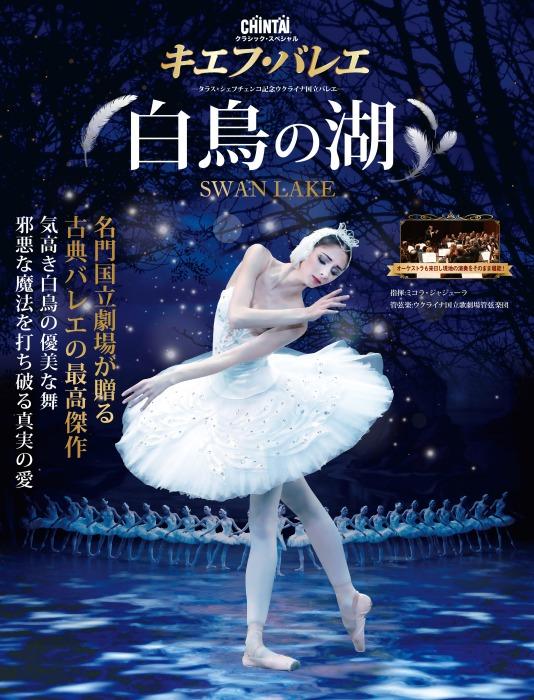 """Kiev ballet """"Swan Lake"""""""