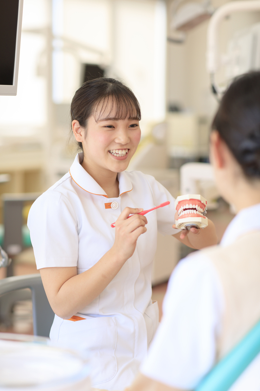 Technical school central medical healthy college opening campus (9/29) [is targeted more than junior high student]