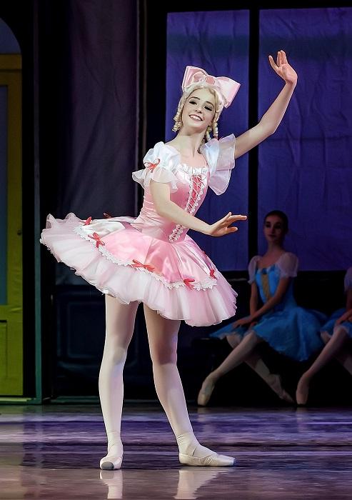 """Kiev Kunitachi ballet school """"Coppelia"""""""