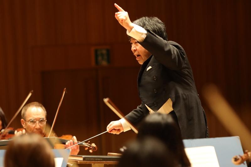 Mount Fuji Shizuoka Symphony Orchestra 104th commuter pass concert (Shizuoka performance)