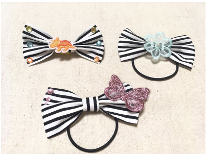 [Shizuoka-city, Aoi-ku] It is product rou @ MARK IS Shizuoka with ribbon which is Japanese modern