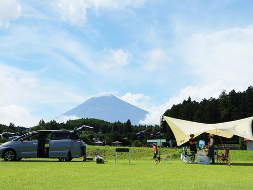 場 静岡 キャンプ