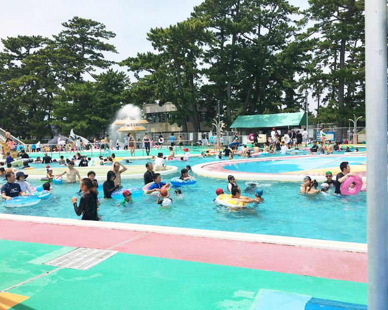 2020年は開設中止】静岡市営 大浜公園プール[静岡市駿河区]|アットエス