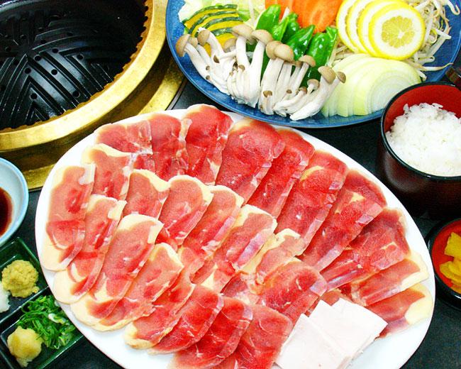 「「きじ亭」ジンギスカン食べ放題」の画像検索結果