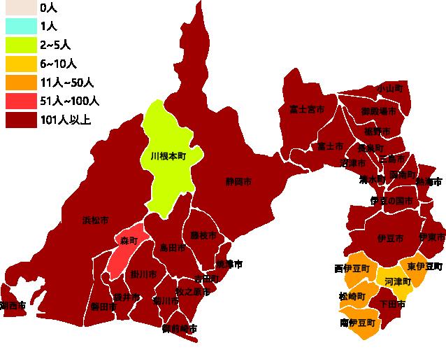 コロナ ウイルス 感染 状況 マップ