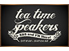 tea time speakers
