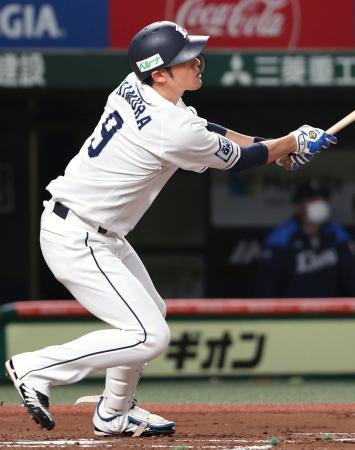 スポーツフォト]西4―3楽(28日) 西武が逃げ切る スマートフォン ...