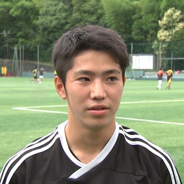 渡井理己 静岡学園 SBSカップ2017