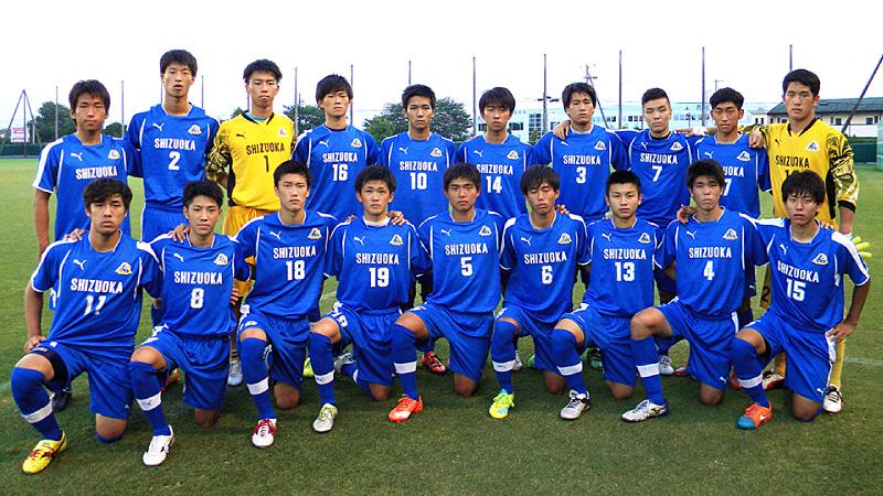 静岡ユース U-18 Shizuoka Selec...